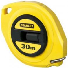 Ruleta Stanley 0-34-108, carcasa inchisa, 30 m