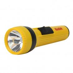 Lanterna LED 250 mW, 18 lumeni, raza actiune 25 m, IP62, Kodak