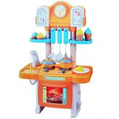 Set bucatarie copii cu accesorii 35 piese
