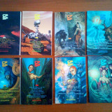 C.P.S.F (Colectia de povestri stiintifico fantastice -  Nemira), complet