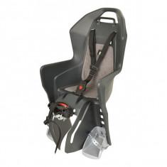 Scaun de copil pentru bicicleta Polisport, 9-22kg, 1-6 ani