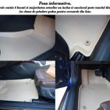 Covoare cauciuc stil tavita BEJ VW Bora 1997 - 2005 ( 3D 0475, A10 BEJ ) TerraCars