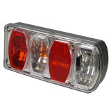 Lampa remorca dreapta cu 6 functii 220x100mm - BIT-413977, Polcar