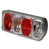 Lampa auto Carpoint pentru remorca partea dreapta cu 6 functii , 12V , 220x100mm , 1 buc Kft Auto, Polcar