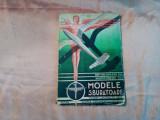 MODELE SBURATOARE - Teorie*Constructie*Sbor - Sima Simulescu, V. Popescu - 1937