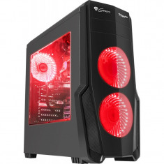 GARANTIE! PC Gaming i7 2600 8GB DDR3 SSD 240GB HDD 500GB XFX RX 580 8GB 256-bit