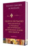 Hristos patimind - Sfantul Grigorie de Nazianz