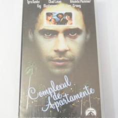 Caseta video VHS originala film tradus Ro - Complexul de Apartamente