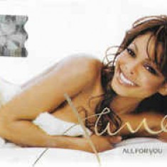 Caseta Janet Jackson-All For You, originala