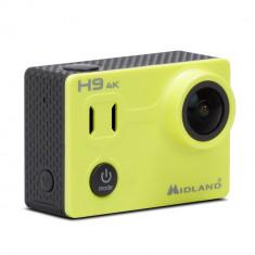Resigilat : Camera video sport Midland H9 Action Camera ULTRA HD 4K cod C1405
