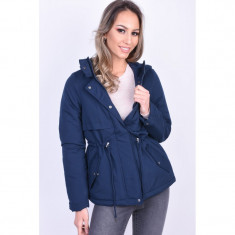 Geaca Parka Vero Moda Breeze Lulu Bleumarin, L, M, S, XL, XS