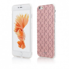Huse vetter soft pro, iphone 6s plus, 6 plus, soft pro 3d series, rose gold