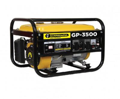 Generator curent electric Gospodarul Profesionist 3500 foto