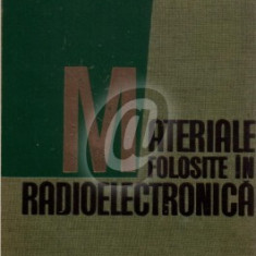 Materiale folosite in radioelectronica
