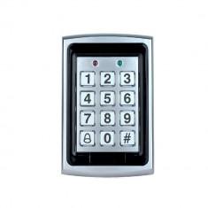 Aproape nou: Tastatura control acces PNI DK102 stand alone antivandal cu cititor de