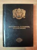 AUTOCEFALIE, PATRIARHIE, SLUJIRE SFANTA, MOMENTE ANIVERSARE IN BISERICA ORTODOXA ROMANA 1995, BUC. 1995