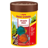 Sera Discus Granules, 100ml, 48gr, 300, Hrana discusi granule