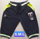 Pantaloni scurți bărbați, material fas sau bumbac.marimi mari S/2xl, Alb, Roz, Verde