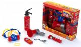 Set 7 accesorii pompier, Klein