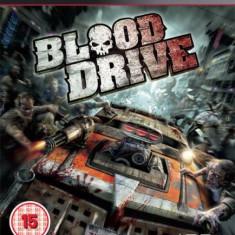 Joc PS3 Blood Drive