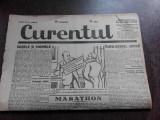 Ziarul Curentul , director Pamfil Seicaru , 23 aprilie nr.1875/1933