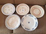 GIEN - Franta - lot de farfurii colectie - farfurie antica