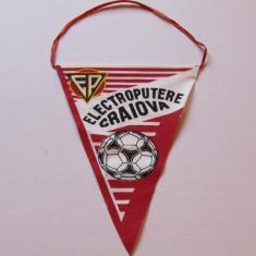 Fanion fotbal - ELECTROPUTERE CRAIOVA