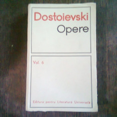 DOSTOIEVSKI - OPERE VOL. 6