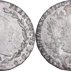 1820 - A - 5 kreuzer - Francis II - Imperiul Austriac