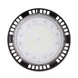 100W LED Lampă industrială UFO cu sursă de alimentare A++ Alb rece 5 ani garanție 90° V-Tac SKU 5588