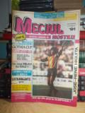 MECIUL NOSTRU , REVISTA LUNARA DE SPORT , NR. 8 / 1991