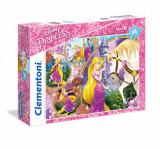 Cumpara ieftin Puzzle Maxi Disney Princess - Tangled, 24 piese, Clementoni