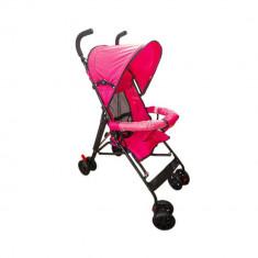 Carucior sport pentru copii - Roz