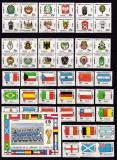 Salvador 1982  sport  fotbal  MI 1390-1437 + bl.36     MNH  w57, Nestampilat