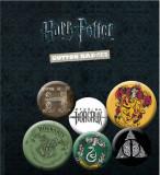 Insigna - Harry Potter - mai multe modele | GB Eye