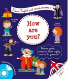 I learn english how are you '/Larousse, Rao
