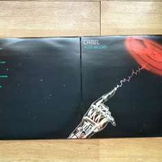 CAMEL - A LIVE RECORD (2LP,2 VINILURI,1978,DECCA/GAMA,UK) vinil vinyl