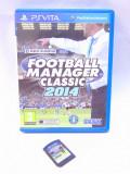 Joc Sony Playstation Vita PS Vita - Football Manager Classic 2014
