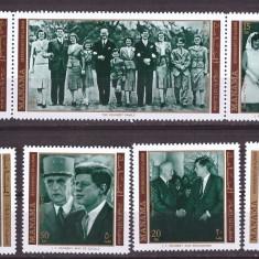 Manama 1971 - Kennedy, DeGaulle, Eisenhower serie neuzata