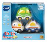 Tit Tit Set Masini 3 In 1 - Vt205893