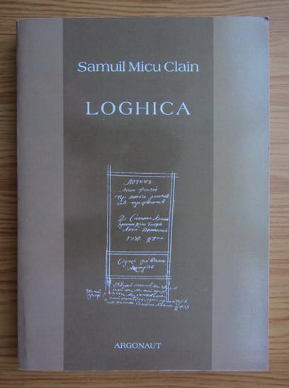 Samuil Micu Clain - Loghica