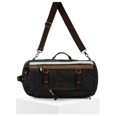 Rucsac negru, stil geanta - A144 foto
