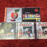 5 cd-uri Voltaj 3D,Povestea oricui,Da vina pe...,Best of-cu autografe!, cat music