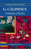 Enigma Otiliei - George Călinescu