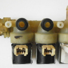Electrovalva pentru masina de spalat Indesit