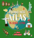 Primul meu atlas. În jurul lumii