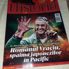 REVISTA HISTORIA, AN XV, NR. 158 (MARTIE 2015)