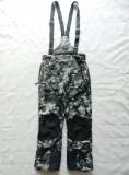 Pantaloni ski camuflaj Kilmanock Air-Flo 5000; bretele reglabile; marime M