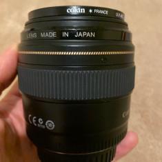 Canon 85 mm 1.8
