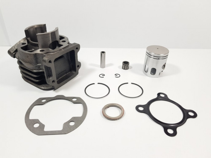 Kit Cilindru Set Motor Scuter Yamaha Minarelli Minareli Vertical 49cc 50cc AER